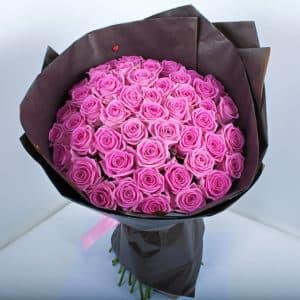 роза аква в упаковке