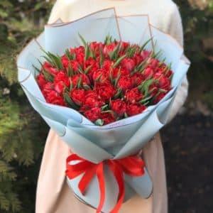 51 пионовидный тюльпан
