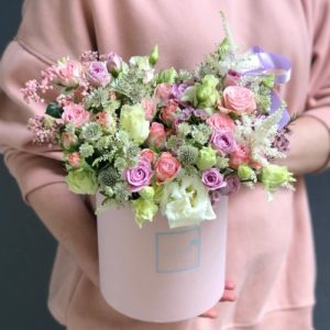 букет из роз