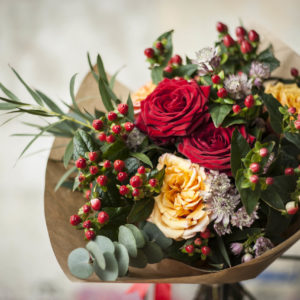 гиперикум розы эвкалипт