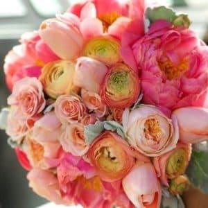 розы+тюльпаны