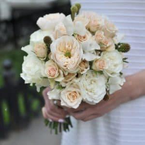 """Букет невесты """"Белые Ночи"""""""