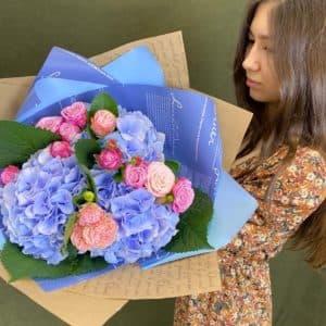 """Цветы с доставкой """" Любимой """""""