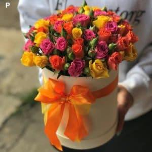 Доставка цветов в Москве
