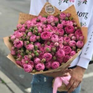 Цветы в москве с доставкой
