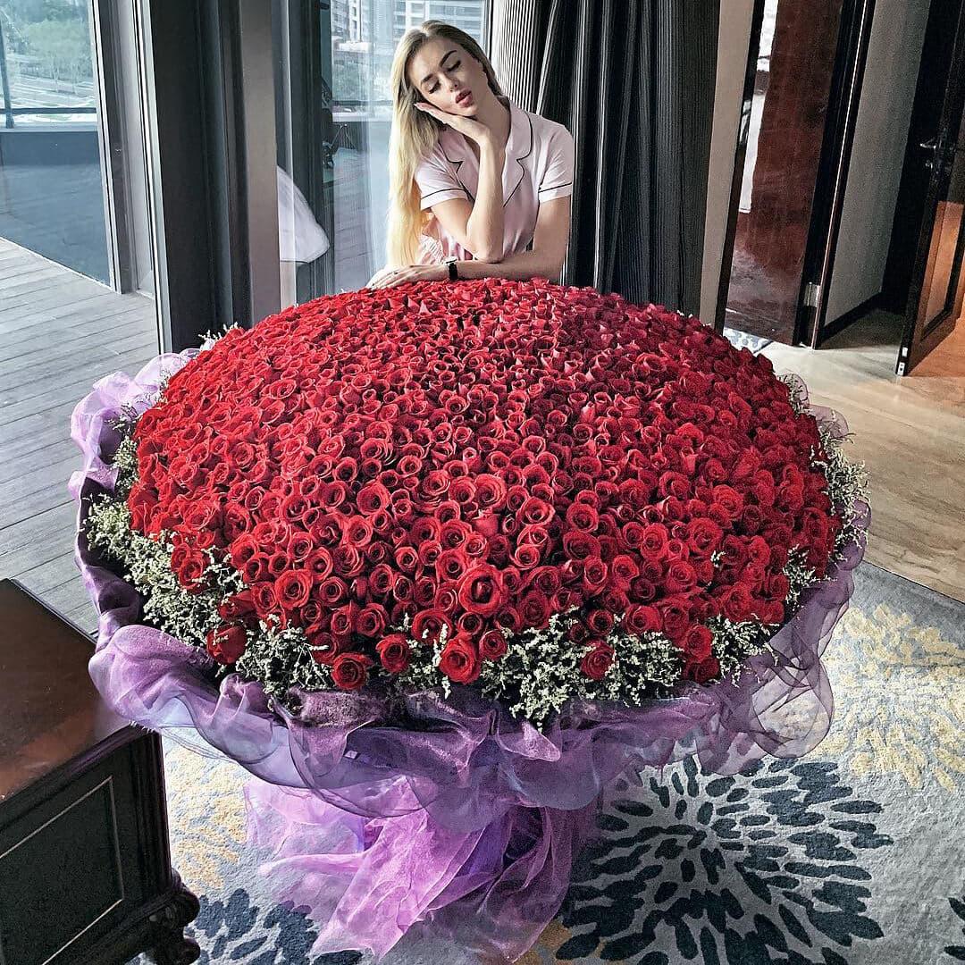 живые розы картинки букеты 1001 роза период