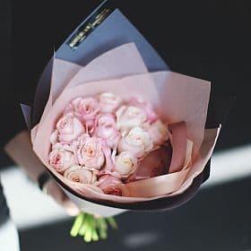 Букет роз Дэвида Остина