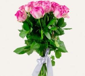 Букет из 21 розы Candy Avalanche