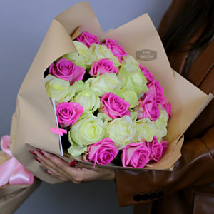 Букет роз