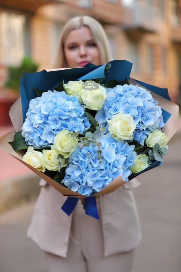 """Доставка цветов """"Любезный прованс """""""