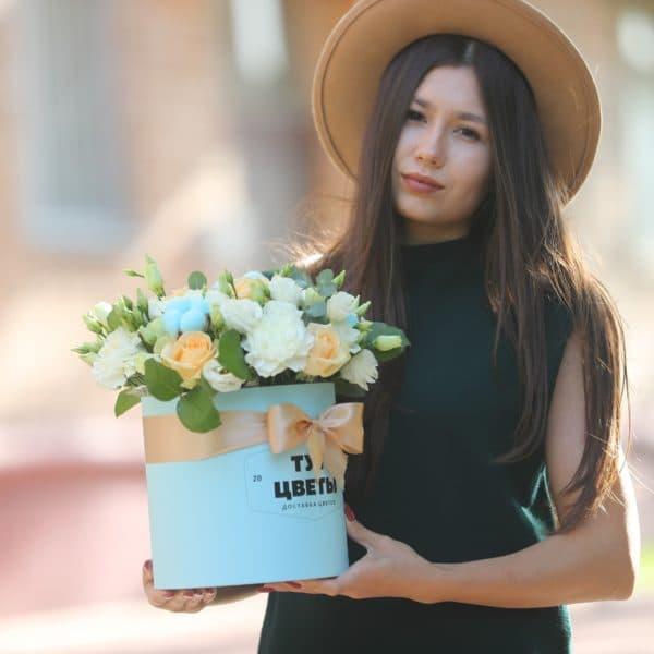 """Цветы с доставкой """"Королевский жест"""""""
