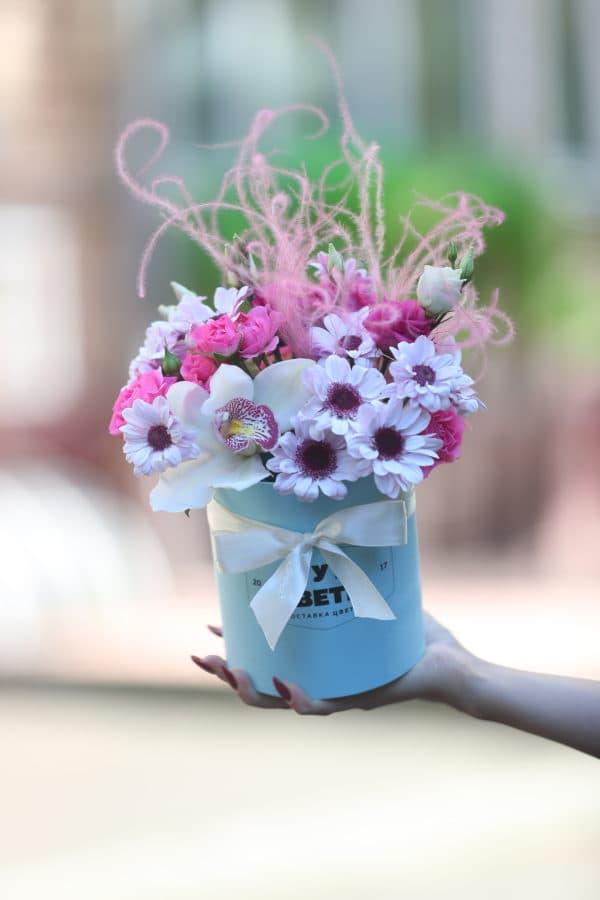 """Доставка цветов """"Алиса в Стране чудес"""""""