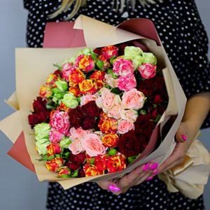 17 роз Кения