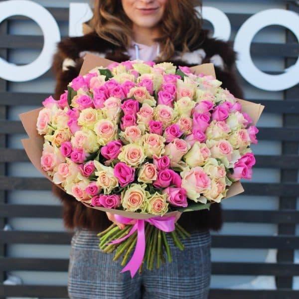 """""""101 Желание принцессы"""" в розовых оттенках"""