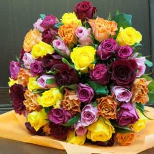 Букет из роз Инстаграм 51
