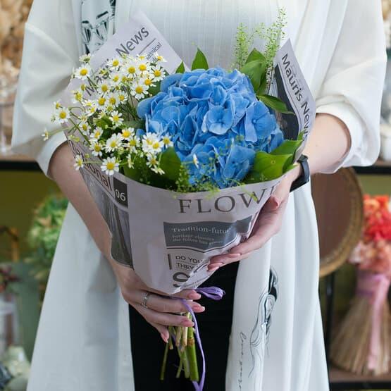 Букет цветов Невада