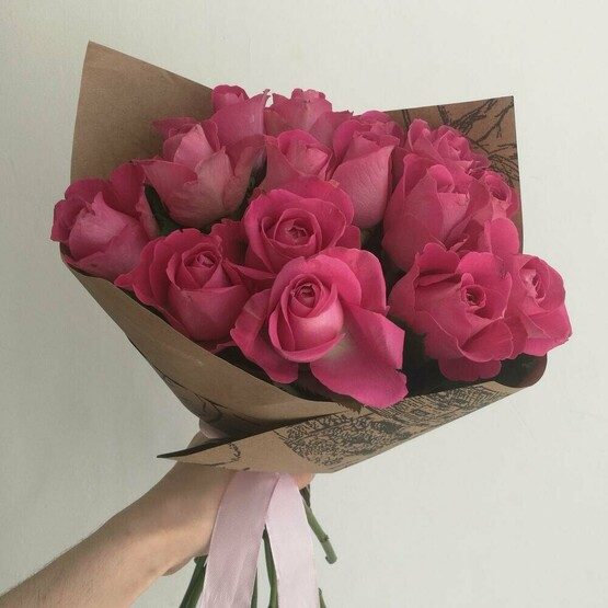 Роза кенийская