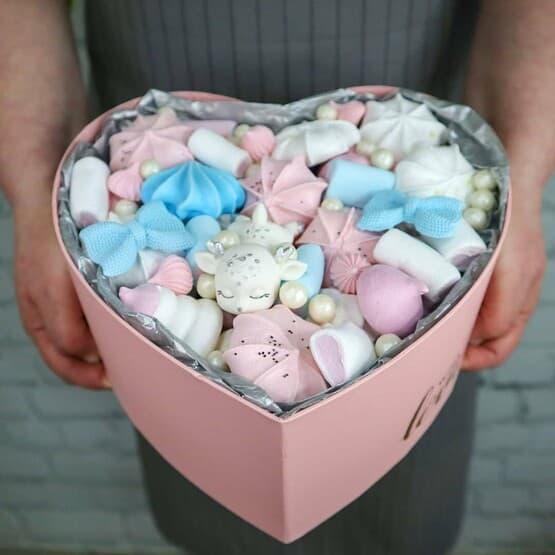 Сладкая коробочка Любимая